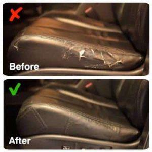 מדבקות לתיקון עור לרכב