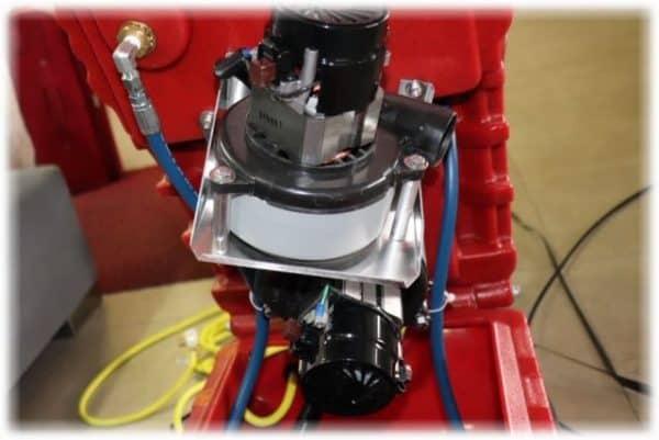 מנוע 2 דרגות פייטר 6 גלון