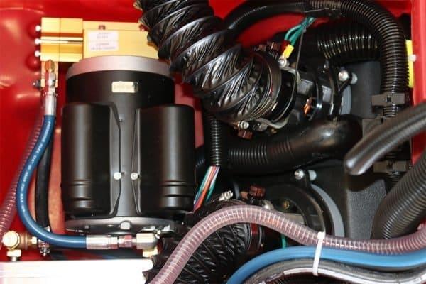 פייטר 12 גלון - 500 פי אס אי - מכונה לניקוי ספות