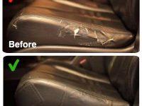 תיקון מושב קטנוע
